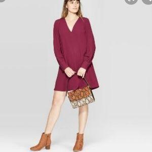 A new day XXL long sleeve swing dress